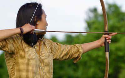 "Mindfulness: ""Zen en el arte del tiro con arco"""
